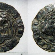 Monedas medievales: MONEDA MEDIEVAL ENRIQUE III BLANCA TOLEDO 22 MM. Lote 153470010