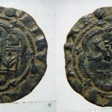Monedas medievales: MONEDA MEDIEVAL ENRIQUE III BLANCA CUENCA 23 MM. Lote 153471594