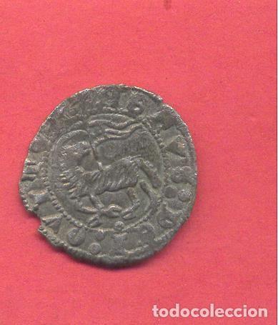 JUAN I AGNUS DEI , BURGOS, EN EL REVERSO B S, VER FOTOS (Numismática - Medievales - Castilla y León)