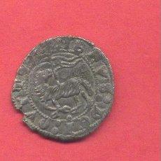 Monedas medievales: JUAN I AGNUS DEI , BURGOS, EN EL REVERSO B S, VER FOTOS. Lote 155799726