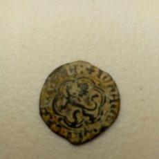 Monedas medievales: JUAN II- LA CORUNA - BLANCA 2 CORNADOS. Lote 156659492