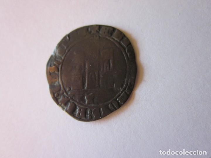 MARAVEDÍ DE ENRIQUE IV. CUENCA. (Numismática - Medievales - Castilla y León)