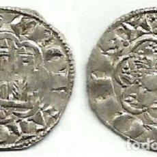 Monedas medievales: NOVEN DE ALFONSO X EL SABIO - CORUÑA - 1252 / 1284 - ESCASA.. Lote 159726602