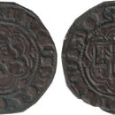 Monedas medievales: ENRIQUE III - BLANCA - TOLEDO 'T' 1390/1406. MBC. Lote 160784554