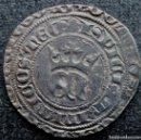 Monedas medievales: 1 REAL PLATA. BURGOS (B 3 ESTRELLAS). ENRIQUE II (1369-1379) . Lote 161172054