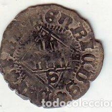 Monedas medievales: ENRIQUE IV BLANCA ROMBO CECA SEVILLA. Lote 163077894