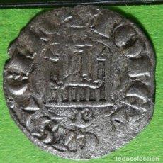 Monedas medievales: ALFONSO X (1252-1284) NOVEN, BURGOS, VELLÒN, ALVAREZ BURGOS.-263, VTE. EN LEY.: TOLE + CASTELLE . Lote 163091742
