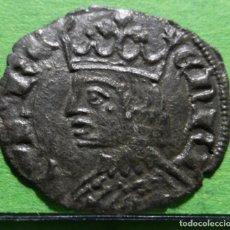 Monedas medievales: ENRIQUE II (1368-1379) CORNADO, SEVILLA, EBC, VELLÓN, ALVAREZ BURGOS.-491 . Lote 163093906