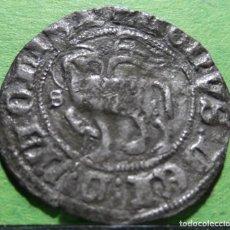 Monedas medievales: JUAN I (1379-1390) BLANCA DEL AGNUS DEI, SEVILLA, VELLÓN,ALVAREZ BURGOS.-562 . Lote 163094610