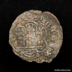 Monedas medievales: ESPAÑA MEDIEVAL - ENRIQUE III (1390-1406). BLANCA. TOLEDO. CASTILLO. Lote 163352550