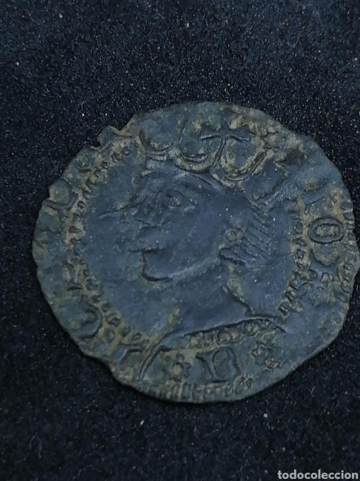JUAN II CORNADO VELLON DE BURGOS RARO B ENTRE, * B * (Numismática - Medievales - Castilla y León)