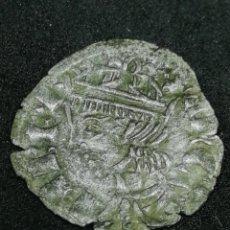 Monedas medievales: SANCHO IV CORNADO VELLON LEÓN. Lote 163906985