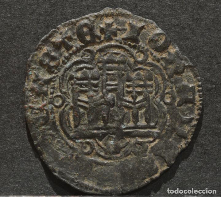 Monedas medievales: BLANCA DE SEVILLA JUAN II 1406-1454 - Foto 3 - 163962542