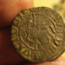 Monedas medievales: ESPAÑA MONEDA - JUAN I - BLANCA DEL AGNUS DEI SEVILLA PRECIOSA -TENGO MAS EN VENTA SIMILARES. Lote 166736698