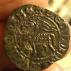 Monedas medievales: ESPAÑA MONEDA - JUAN I - BLANCA DEL AGNUS DEI SEVILLA PRECIOSA -TENGO MAS EN VENTA SIMILARES. Lote 166736702