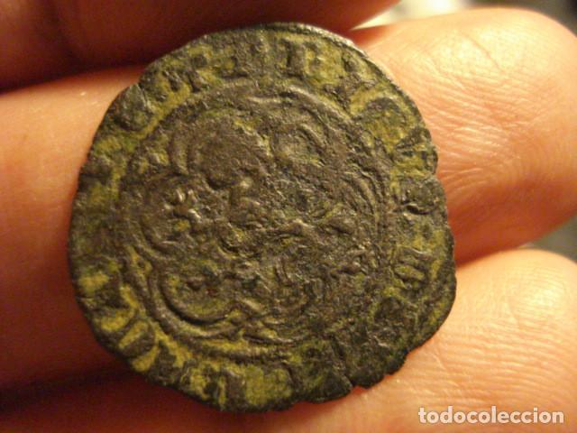 Monedas medievales: ESPAÑA MONEDA MEDIEVAL A CLASIFICAR - BLANCA DE BURGOS - TENGO MAS EN VENTA SIMILARES - Foto 2 - 167764932