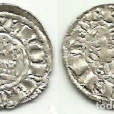 Monedas medievales: ALFONSO X EL SABIO - NOVEN DE SEVILLA - 1252 / 1284 - MBC+.. Lote 168722360