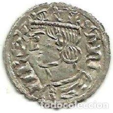 Monedas medievales: SANCHO IV - CORNADO DE SEVILLA - 1284 / 1295 - EBC+. Lote 168736316