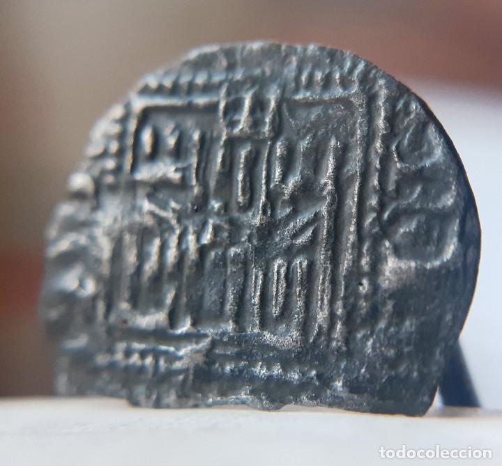 Monedas medievales: ENRIQUE II NOVEN VELLON DE LA CORUÑA. VENERA BAJO CASTILLO. ESCASA - Foto 2 - 170000224