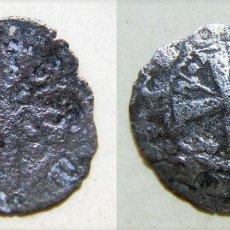 Monedas medievales: MONEDA DE ALFONSO IX DINERO RARA. Lote 170214824
