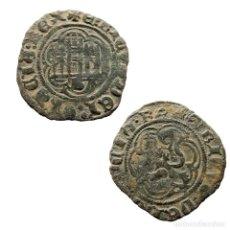Monedas medievales: BLANCA DE ENRIQUE III 1390-1406. BURGOS. 513-LM. Lote 171767659