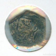 Monedas medievales: NUMULITE M018 MONEDA MEDIEVAL LEÓN RAMPANTE CASTILLA CASTILLO. Lote 172022070