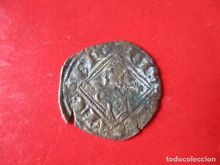 Monedas medievales: Noven de Alfonso XI de Castilla y Leon. 1312/1350 Burgos. #mn - Foto 2 - 172052054