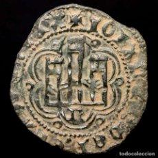 Monedas medievales: JUAN II DE CASTILLA (1406-1454). BLANCA EN VELLÓN. BURGOS.. Lote 173642563