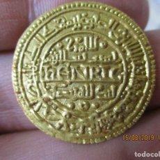 Monedas medievales: MORABETINO DE ORO , PRECIOSO, HENRIC. Lote 173855495