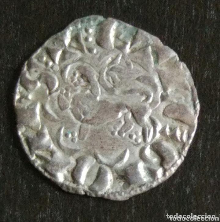 Monedas medievales: Noven de vellón Alfonso X (1252-1284), cerca de Burgos - Foto 2 - 174037289