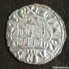 Monedas medievales: NOVEN DE VELLÓN ALFONSO X (1252-1284), CERCA DE BURGOS. Lote 174037289