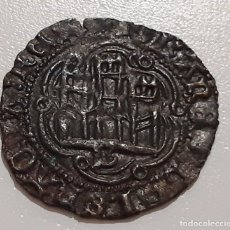Monedas medievales: JUAN II DE CASTILLA. BLANCA DE VELLON DE BURGOS B. Lote 174067140