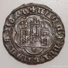 Monedas medievales: ENRIQUE III BONITA BLANCA. VELLON. CECA TOLEDO. Lote 174067448