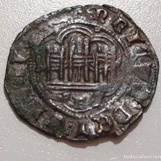Monedas medievales: ENRIQUE III BONITA BLANCA. VELLON. CECA BURGOS. Lote 174067613