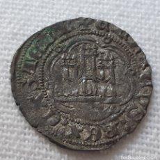 Monedas medievales: ENRIQUE III BONITA BLANCA. VELLON. CECA SEVILLA. Lote 174216723