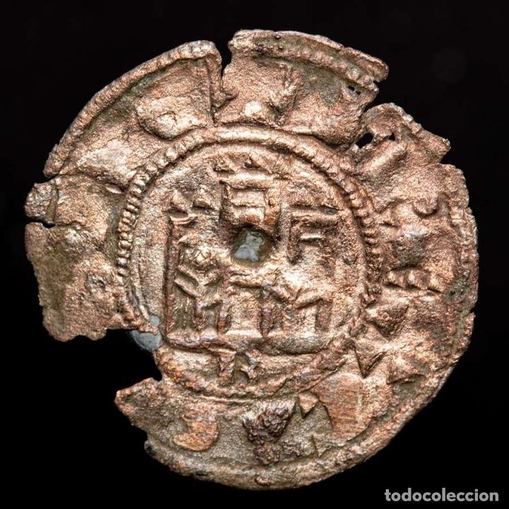 Monedas medievales: Fernando IV, 1295 - 1312 d.C. Pepión , Burgos. - Foto 2 - 174226825