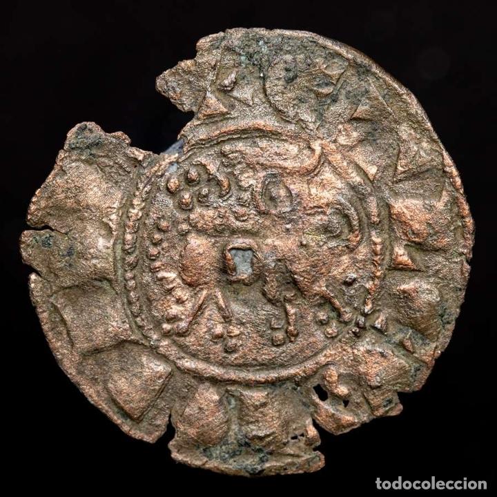 FERNANDO IV, 1295 - 1312 D.C. PEPIÓN , BURGOS. (Numismática - Medievales - Castilla y León)