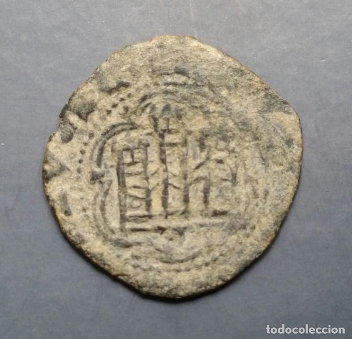 ENRIQUE III DE CASTILLA Y LEÓN BLANCA, CECA DE SEVILLA (Numismática - Medievales - Castilla y León)