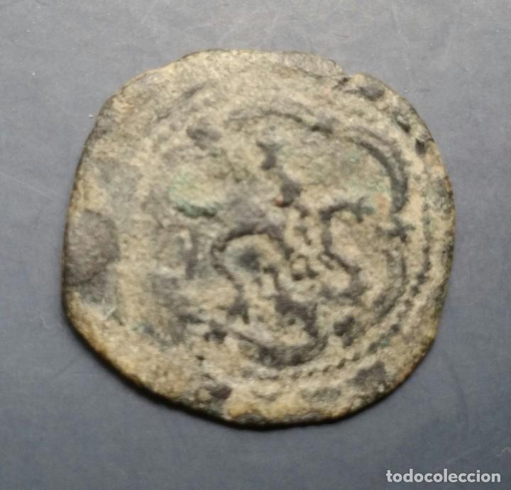Monedas medievales: ENRIQUE III DE CASTILLA Y LEÓN BLANCA, CECA DE SEVILLA - Foto 2 - 175228938