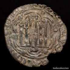 Monedas medievales: ESPAÑA MEDIEVAL, ENRIQUE III (1390-1406) BLANCA - SEVILLA (5355). Lote 175473627