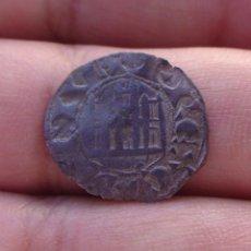Monedas medievales: PRECIOSO PEPION DE FERNANDO-IV CECA 3 PUNTOS. Lote 194150900