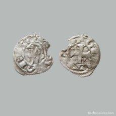 Monedas medievales: ALFONSO I DE ARAGÓN. DINERO, TOLEDO. 185-M. Lote 176505593