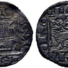 Monedas medievales: ALFONSO X. CRECIENTE INVERTIDO. ÓBOLO. 1252 Y SS. . Lote 176949919