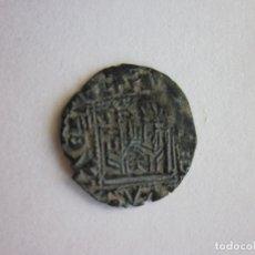 Monedas medievales: NOVÉN. ALFONSO XI. TOLEDO. T EN PUERTA.. Lote 177310898