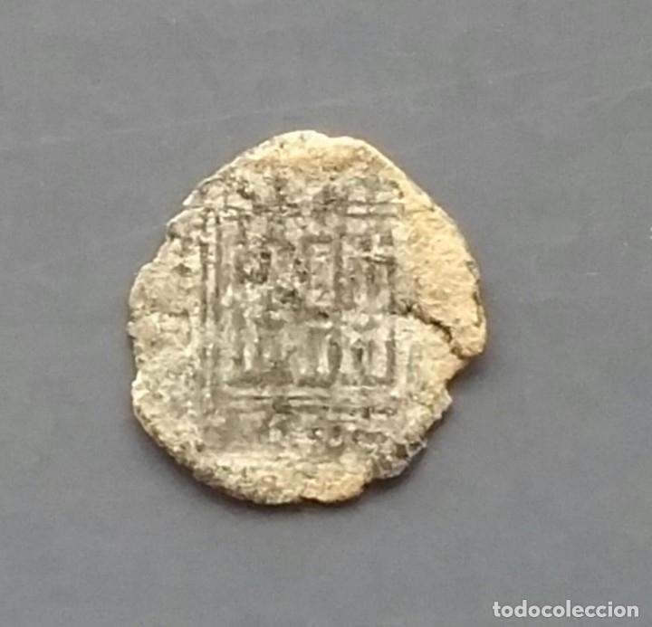 Monedas medievales: ALFONSO X ELSABIO (1252-1284) ÓBOLO - Foto 2 - 177546242