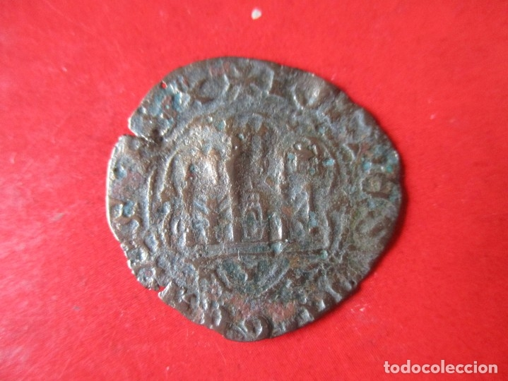 BLANCA DE JUAN II DE CASTILLA Y LEON. 1406/1454. #MN (Numismática - Medievales - Castilla y León)