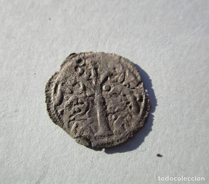 ALFONSO IX . DINERO DE VELLON MEDIEVAL (Numismática - Medievales - Castilla y León)