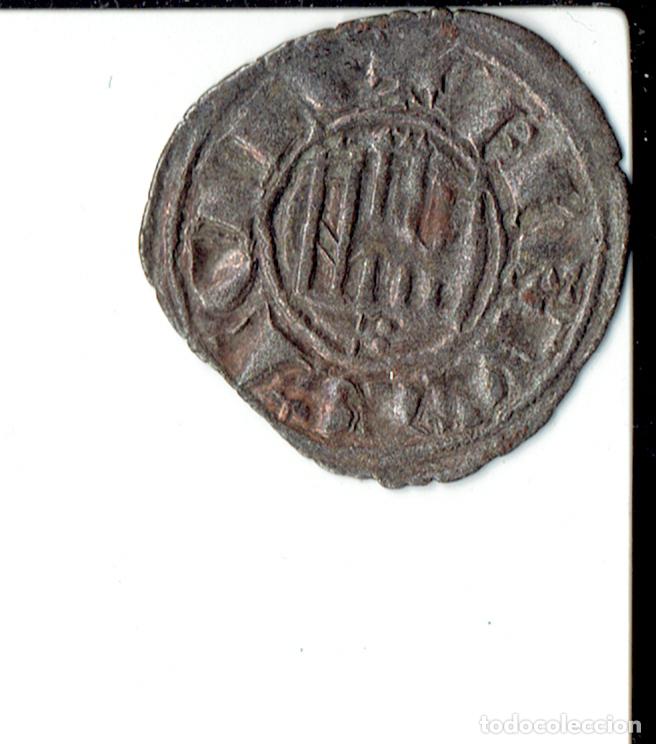 MONEDA PEPION FERNANDO IV 1295-1312 CECA BURGOS (Numismática - Medievales - Castilla y León)