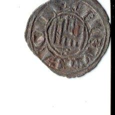 Monedas medievales: MONEDA PEPION FERNANDO IV 1295-1312 CECA BURGOS. Lote 179188708
