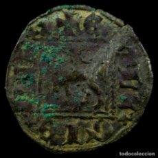 Monedas medievales: ALFONSO XI, NOVEN DE SEVILLA (BAU 486) - 19 MM / 0.85 GR. Lote 179224456